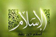 اسلام از منظر قرآن، دین رشد است