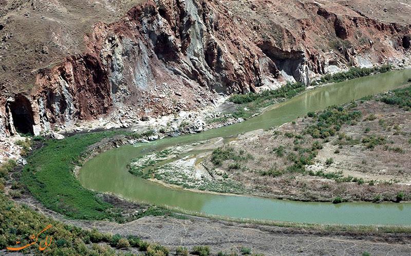 جاذبه های گردشگری ایلام - رودخانه ی سیمره