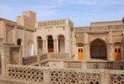 تصاویری منحصر به فرد از بنای آجری دزفول/با «خانه سوزنگر» به زمان قاجار سفر کنید