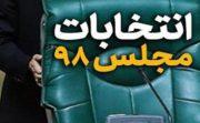 نتایج شمارش آرا در ایلام اعلام شد/ پیروزی جریان انقلاب و شکست اصلاح طلبان