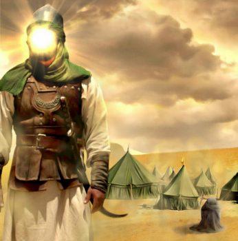 چهار مقام ویژه قمر منیر بنی هاشم (ع)