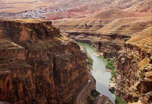 رود سیمره ، از الوند همدان تا کبیرکوه ایلام، تا هورالعظیم خوزستان