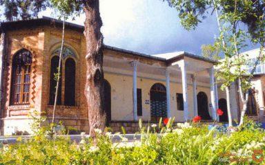 کاخ فلاحتی ایلام ، شکوهی ماندگار از والیان پشتکوه